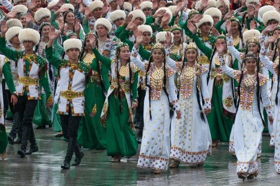 türkmenler
